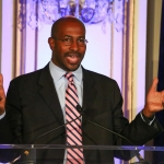 Van Jones keynotes 2013 Economic Summit