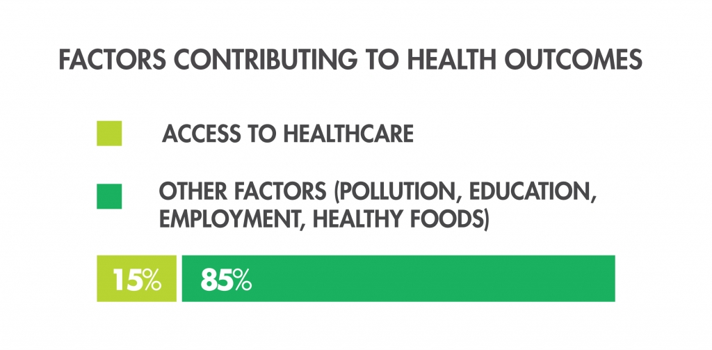 Factors Contributing to Health Outcomes