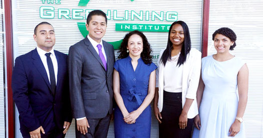 Greenlining Leadership Academy 2013 Fellows