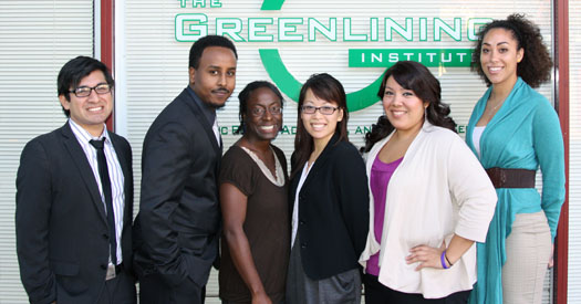 Greenlining Leadership Academy 2013 Health Equity Fellows