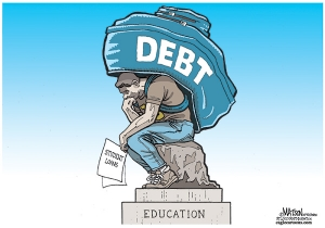 Dreams, Not Debt: The Problem With Student Loans