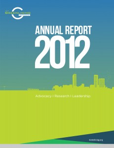 annual reports cover