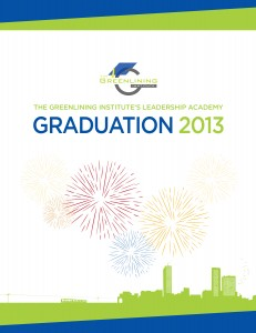 2013 academy graduation program