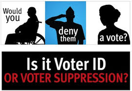 Voter Suppression – It Just Gets Worse