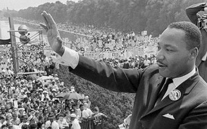Martin Luther King and the Arc of the Moral Universe
