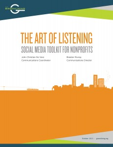 Greenlining Social Media Toolkit
