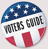 California Ballot Guide, November 2018 — Resist!