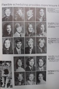 Bruce's Yearbook!