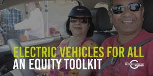 5 Steps for Electric Vehicle Equity