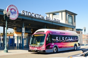 Electric Buses and Trucks Can Deliver Opportunity in California by Cutting Poverty and Pollution