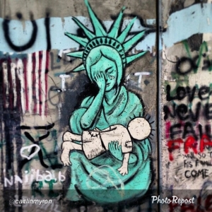 Statue of Liberty Resigns in Protest