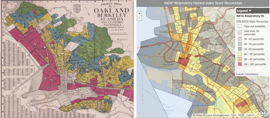 Oakland's History of Environmental Racism