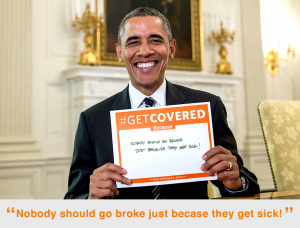 Health Care in the Crosshairs: Why We Still Need to #GetCovered