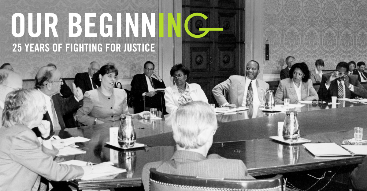Greenlining Institute Origins