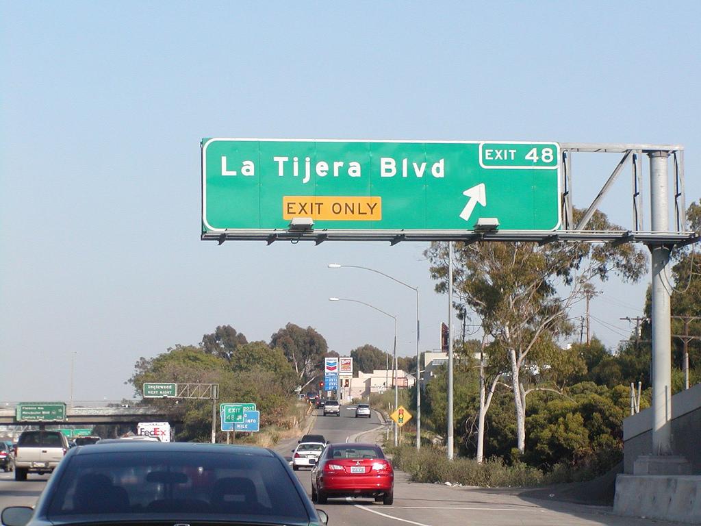 La Tijera Blvd