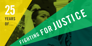 25 Years of Fighting for Racial Justice