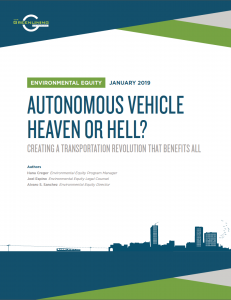 The autonomous vehicle transportation revolution is coming.