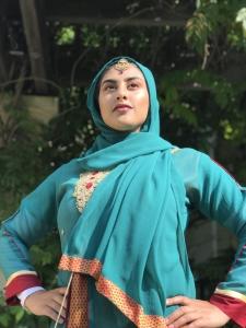 A Personal Vision blogpost - Haleema Bharoocha