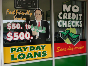 Fix the Loophole that Lets Predatory Lenders Rip People Off