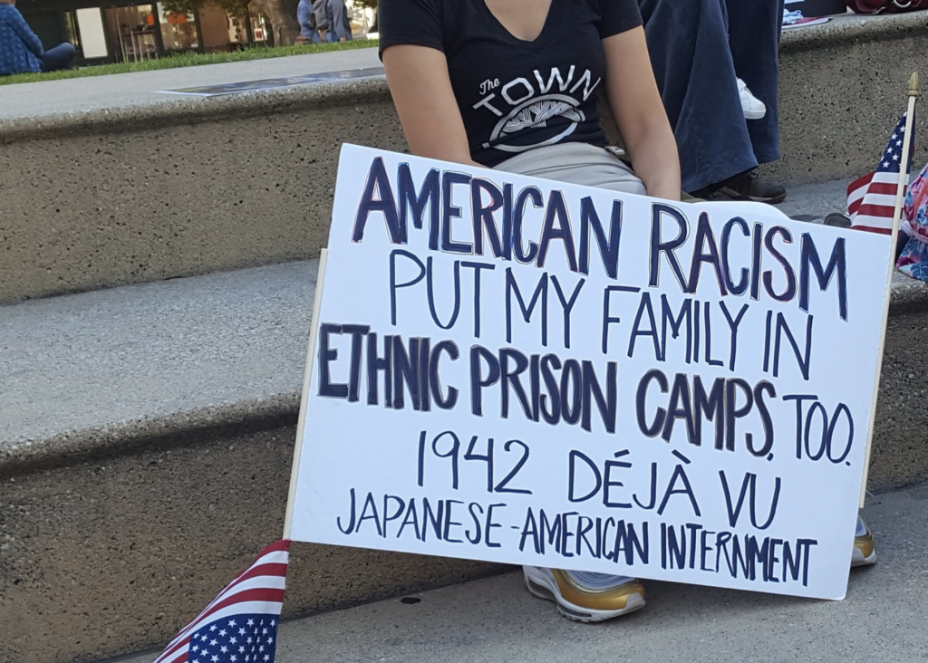 American Racism has never gone away