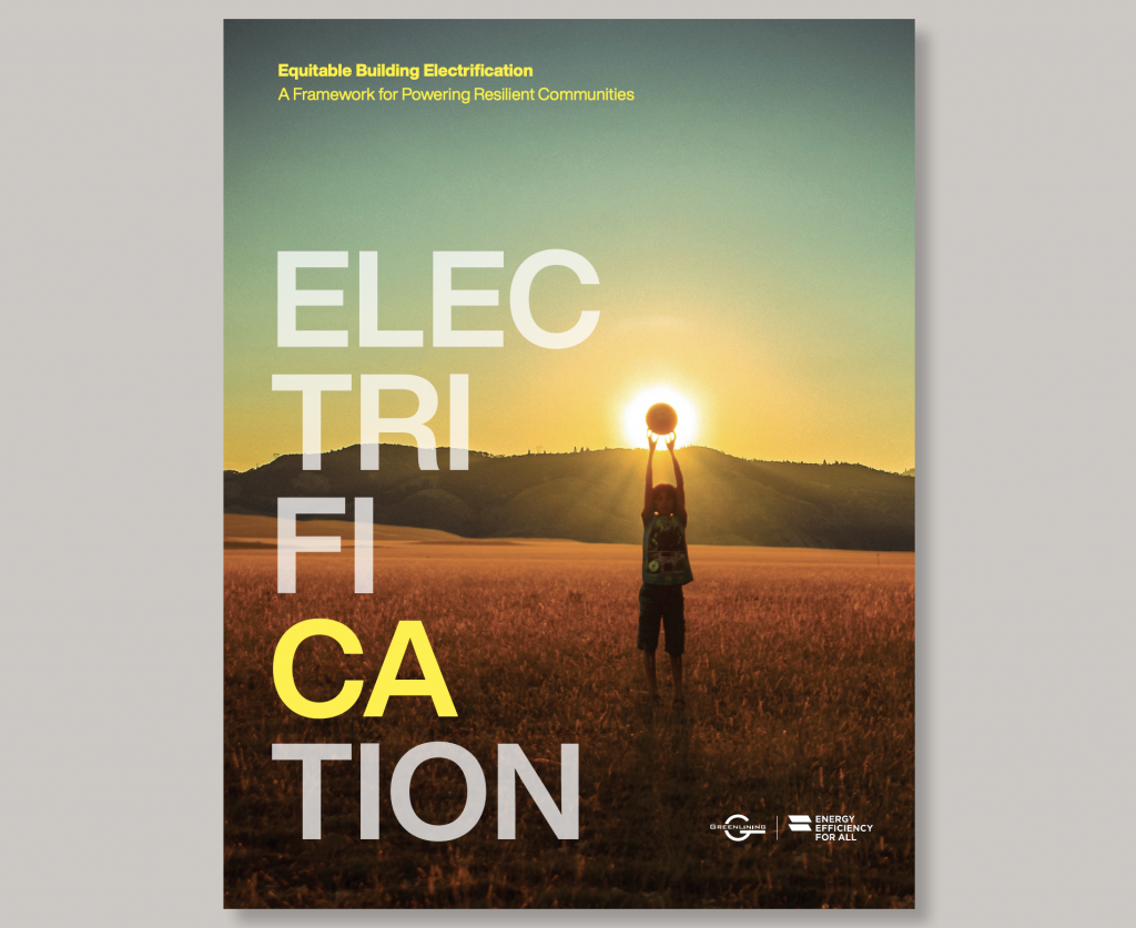 Equitable Building Electrification: A Framework for Powering Resilient Communities