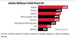 Voter ID graph