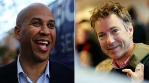 Senators Paul and Booker