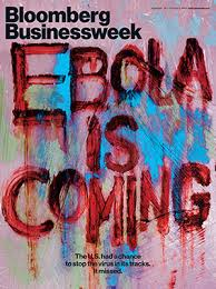 BusinessWeek Ebola cover