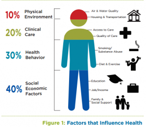 Factors that influence our health NEW