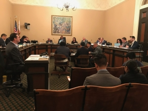 Testifying In Support of AB 1344
