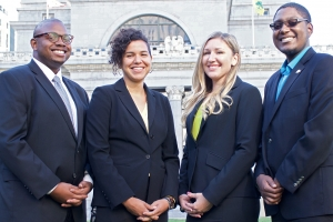 Greenlining's Leadership Academy Fellows advocate for racial equity