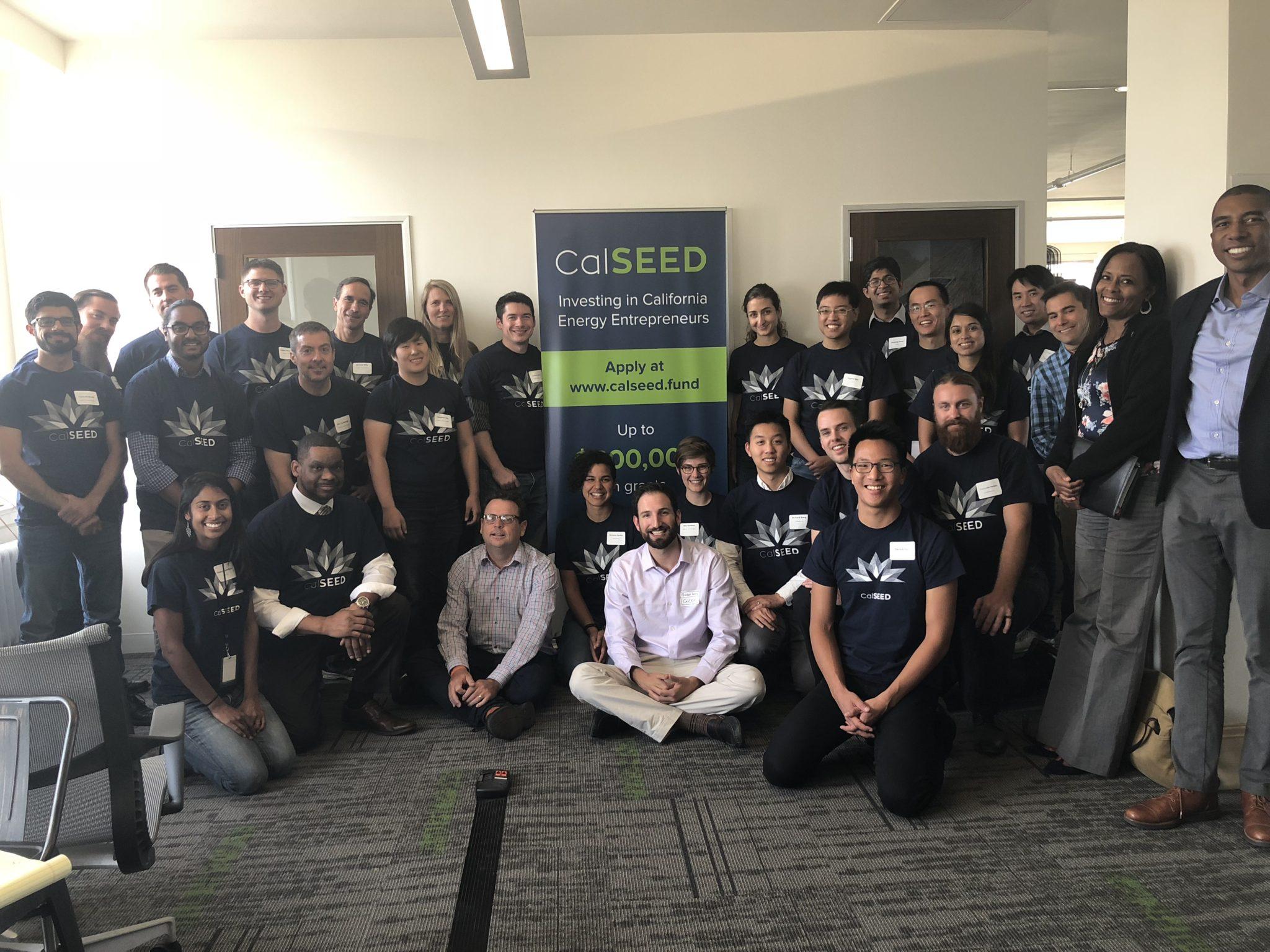 CALSEED clean tech entrepreneurs