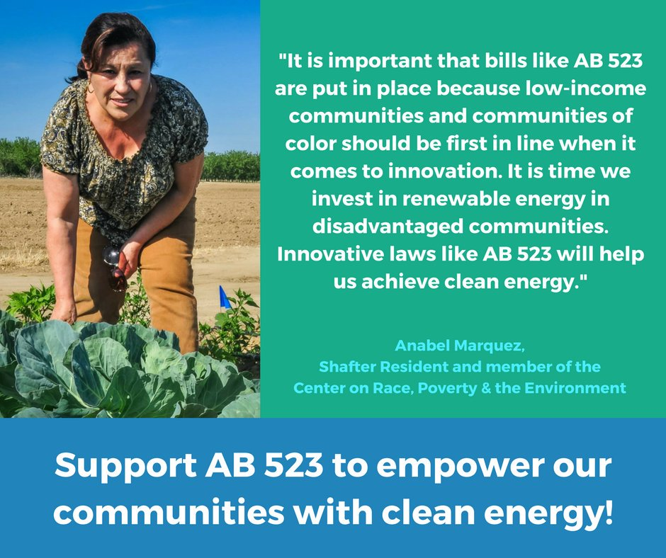 Anabel Marquez - Clean Energy