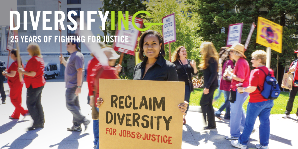 Greenlining Diversity and Inclusion