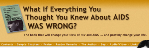 AIDS denial was a suicide cult, though its followers didn't know it