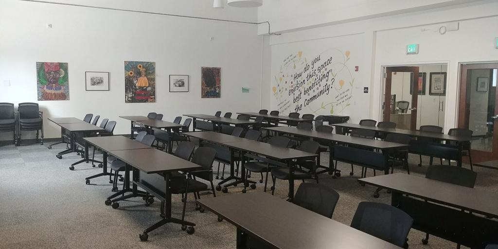 Classroom Configuration: Resistance Room Rental