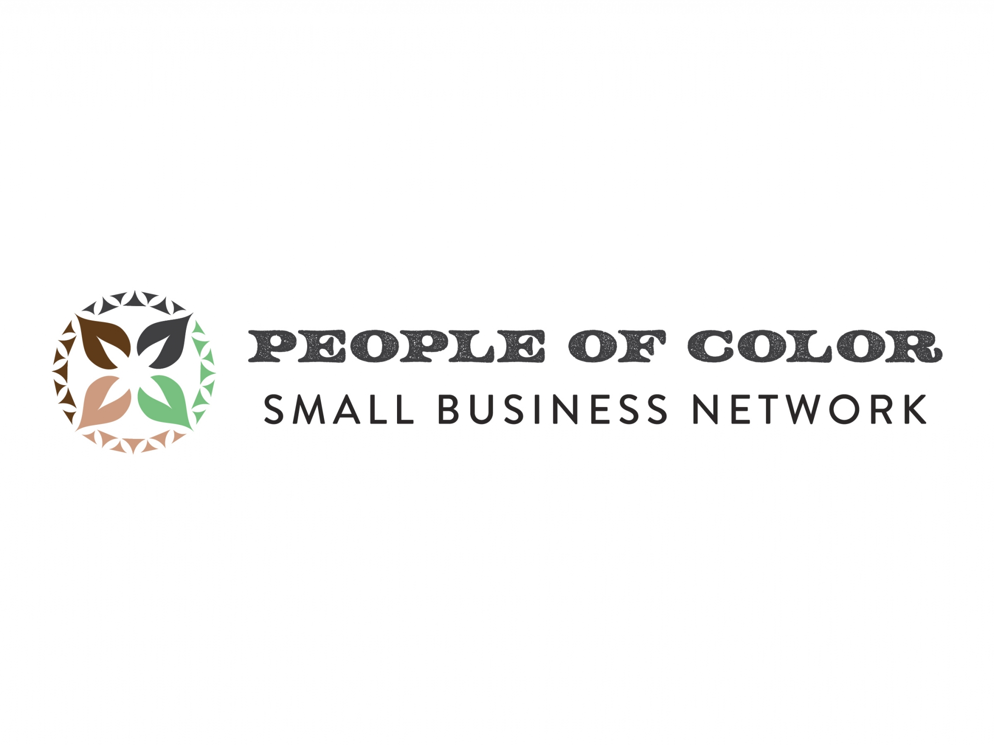 People of Color Small Business Network Logo