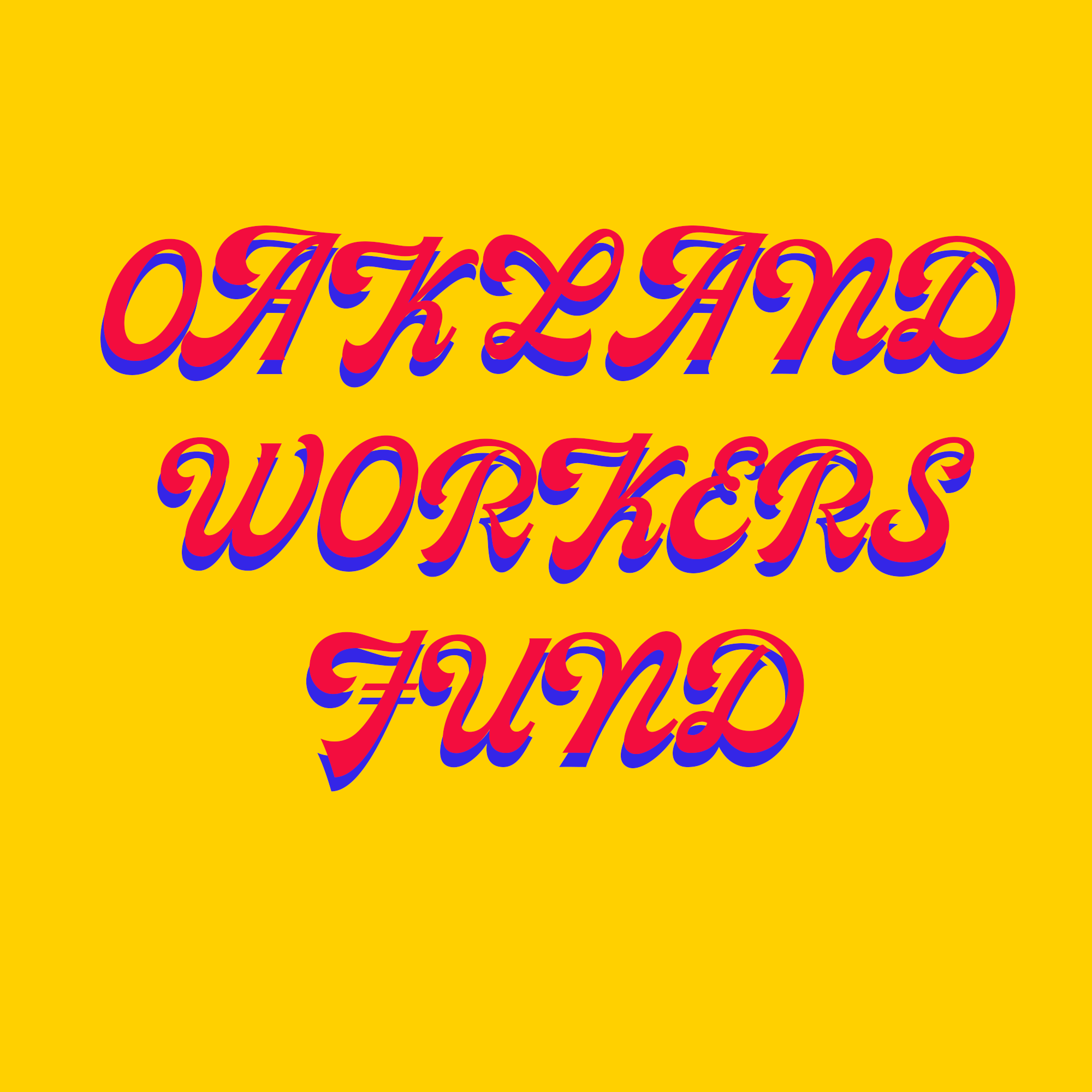 Oakland Workers Fund (Logo)