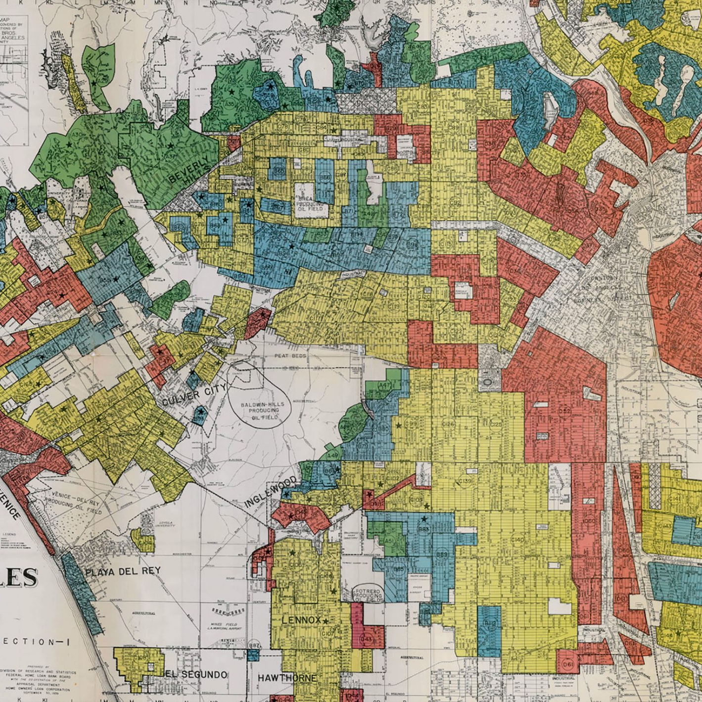 greenlining-redlining-map